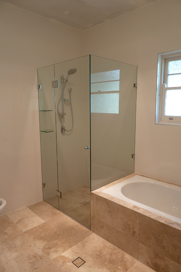 glass shower screens st ives