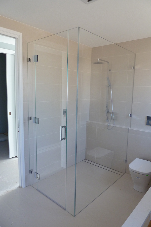glass shower screens pennant hills