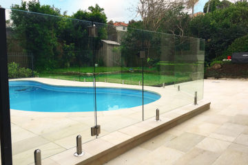 pool fencing wahroonga